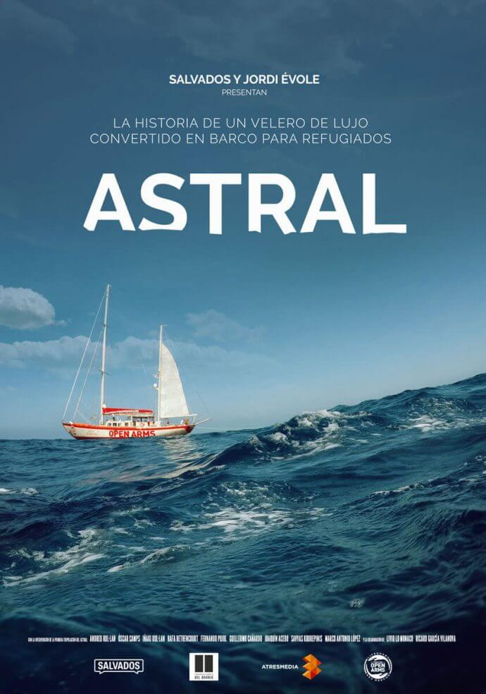 Astral: a film from Proactiva Open Arms