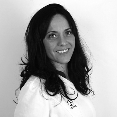 Esther Fuentes. Padrós Dental Clinic, your dentist in Barcelona